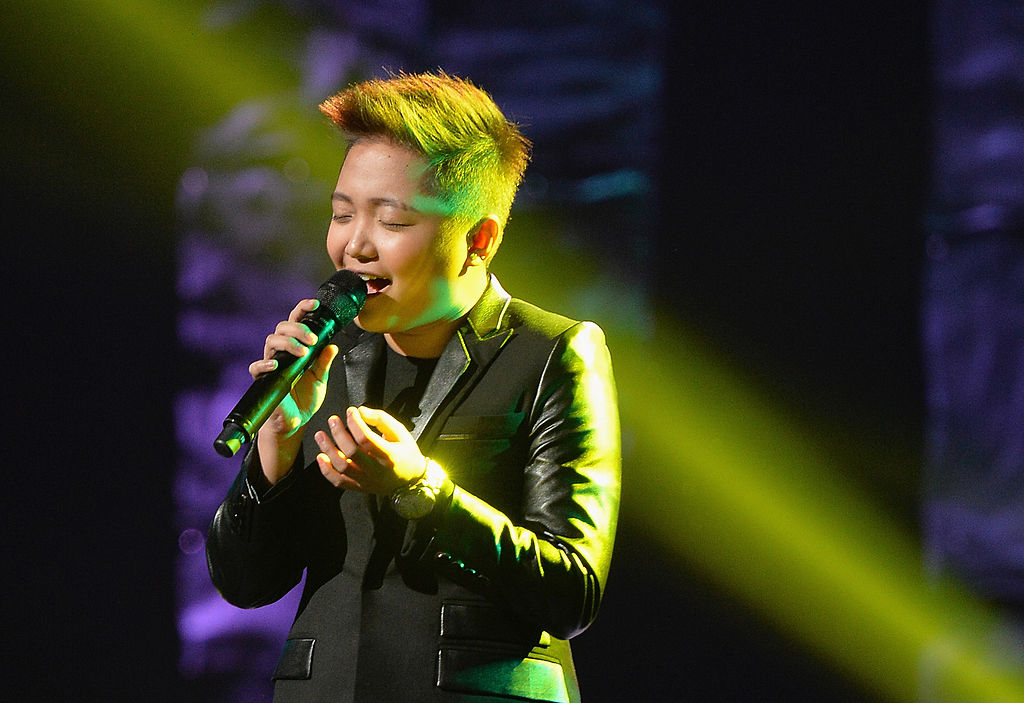 Singer Charice Pempengco has officially changed name to Jake Zyrus to better match his gender identity