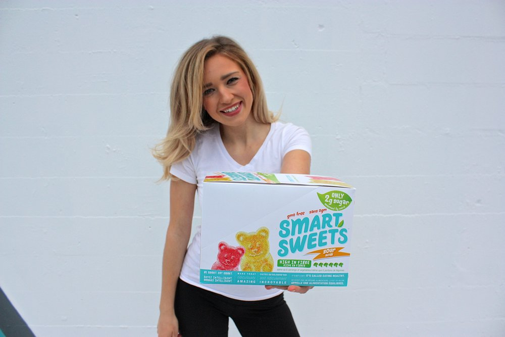 This 22-year-old CEO of a gummy bear company will change the way you think about candy