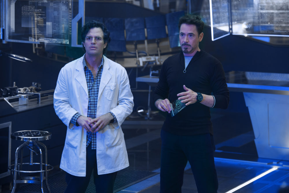 "This picture of the Avengers ""Science Bros"" together is absolutely precious"