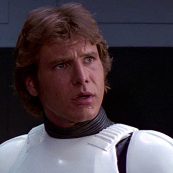 The Han Solo breakup is getting super awkward, and we're feeling secondhand embarrassment