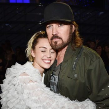 Billy Ray Cyrus and future son-in-law Liam Hemsworth are apparently bros now
