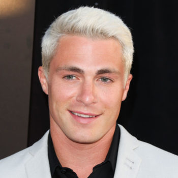 """Colton Haynes is joining """"American Horror Story"""" Season 7, and bless the Ryan Murphy-verse"""