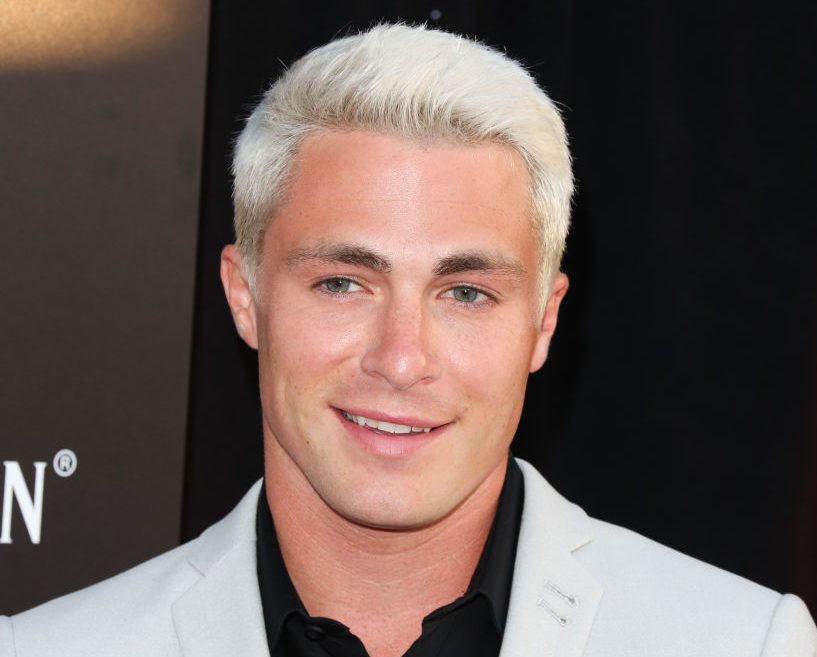 "Colton Haynes is joining ""American Horror Story"" Season 7, and bless the Ryan Murphy-verse"