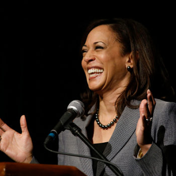Senator Kamala Harris created a 45-song playlist to celebrate African-American artists
