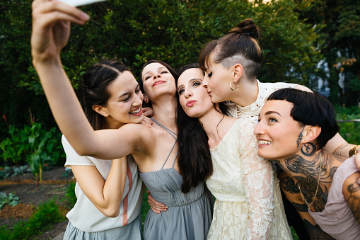 Something old, something new: How I planned my queer bridal shower