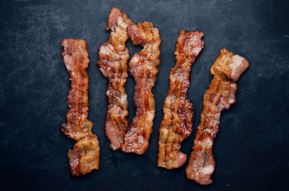 There's a summer camp devoted to bacon, and take us there