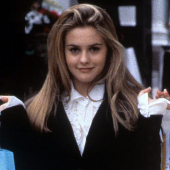 "Alicia Silverstone admitted that ""Clueless"" nearly never got made, and AS IF!?"