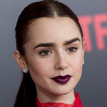 Lily Collins opened up about revisiting her past experiences with eating disorders for her new role