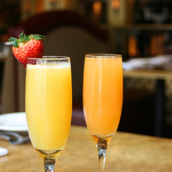 Your pits can now smell like mimosas, thanks to this brunch-themed deodorant line