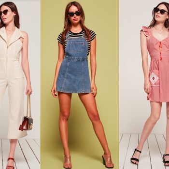 Calling all vintage shoppers: Reformation just released a new collection featuring 106 retro pieces