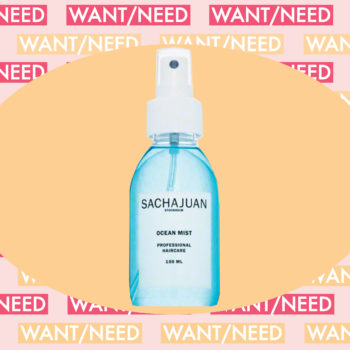 WANT/NEED: The only hair spray that will give you legit beach waves, and other stuff you should buy