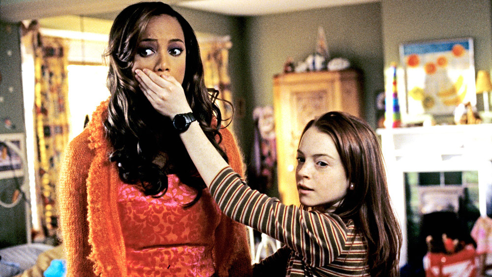 """The internet is speculating over Tyra Banks' """"Life-Size"""" tweet to Lindsay Lohan"""