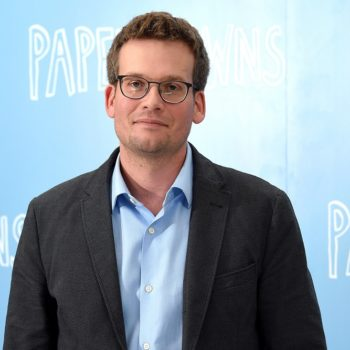 John Green's next book is about turtles and mental illness, and we're so intrigued