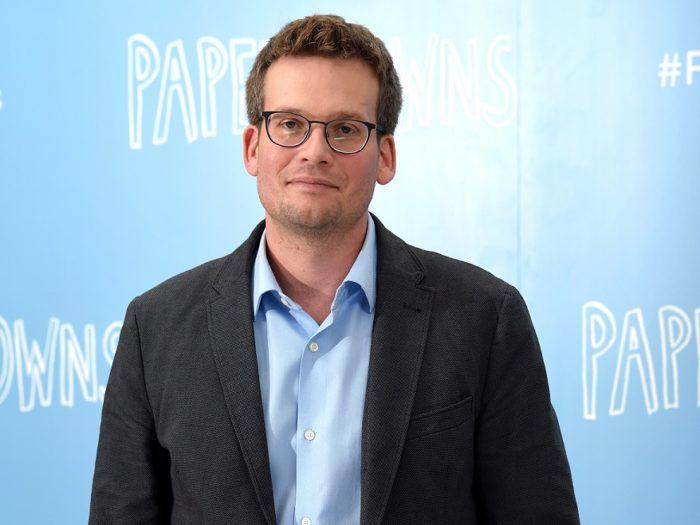 John Green's next novel is coming in October