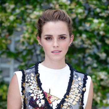 "The ""Beauty and the Beast"" press tour may be over, but Emma Watson is still dressing like a princess"