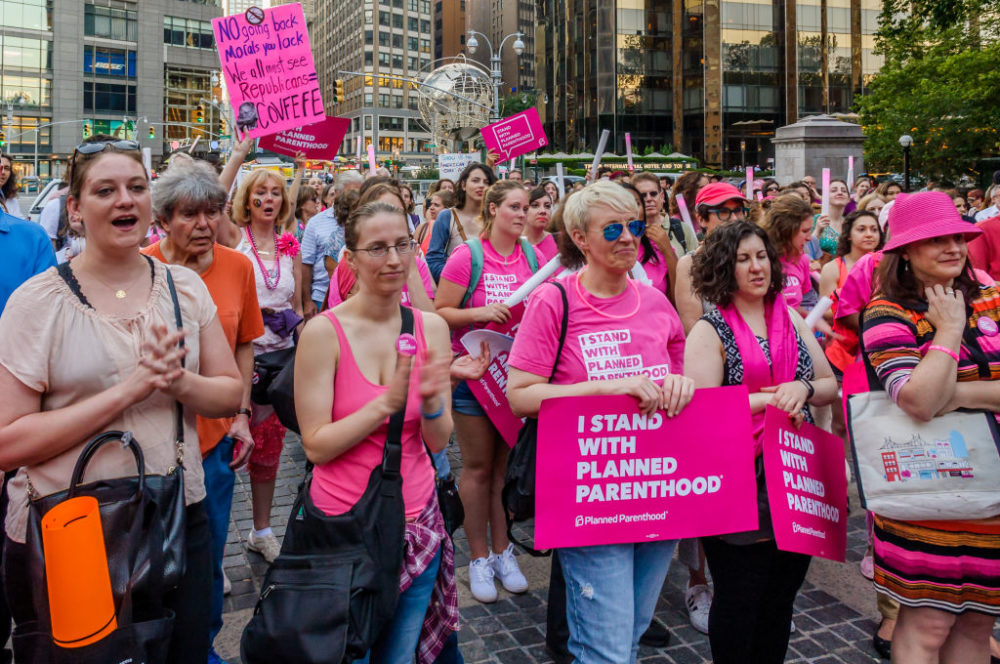 Here is what it means when the new health care bill says it's defunding Planned Parenthood