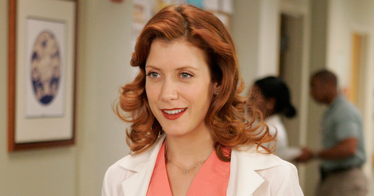 "Kate Walsh talked about her favorite ""Grey's Anatomy"" moment, and all about *that* surprise death"