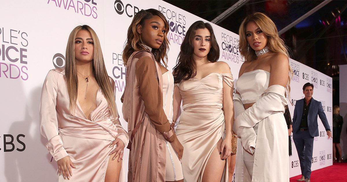 Here's the emotional reason why Fifth Harmony decided to keep their name after Camila Cabello left the band