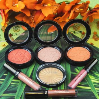 Ofra Cosmetics's new island-themed collection will make you want to take a getaway trip