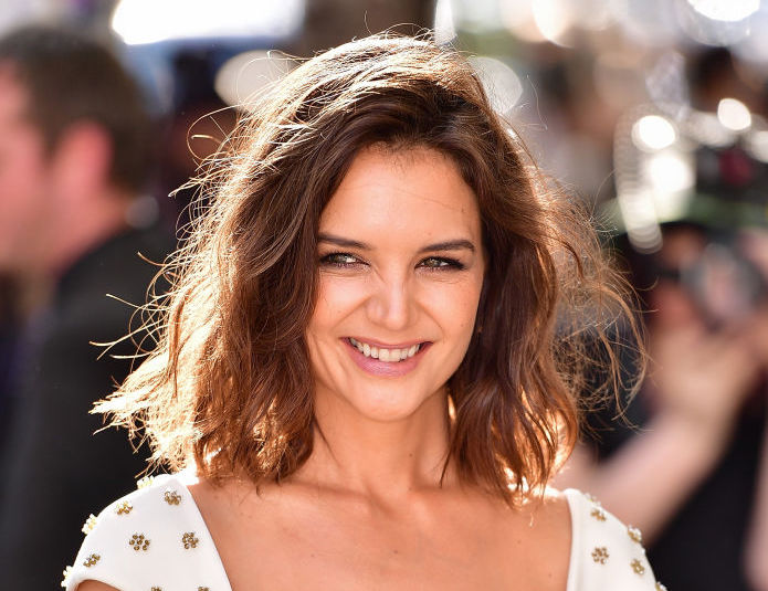 Katie Holmes shared a sweet mother-daughter portrait of ... Katie Holmes Instagram