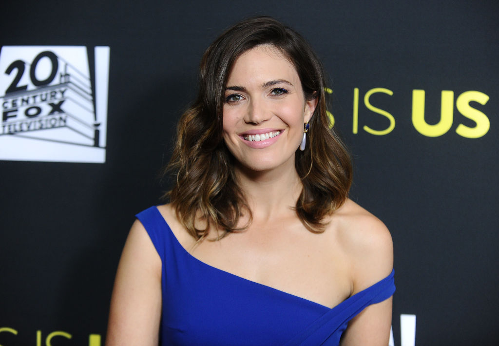 Mandy Moore's first headshot shows just how much the actress has changed over the years
