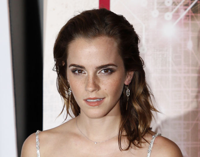 Here's where to buy Emma Watson's bustier, a summer goth staple