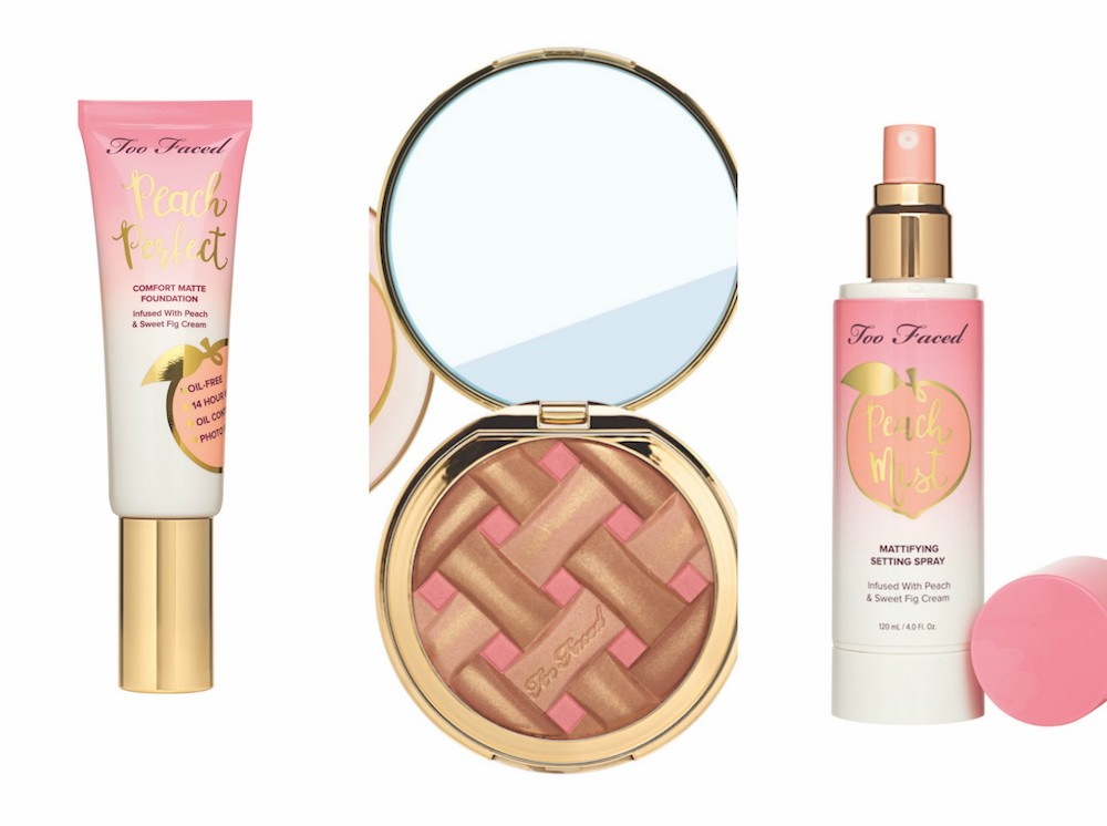 Start saving your pennies, because this is everything coming from Too Faced's new Peaches and Cream line