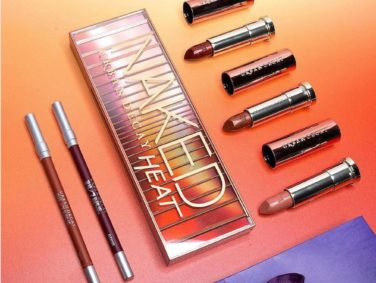 Urban Decay released their Naked Heat collection, and it's just what we need this summer