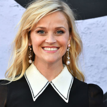 Reese Witherspoon is twinning with her sons in this snap, and we can't believe this is real