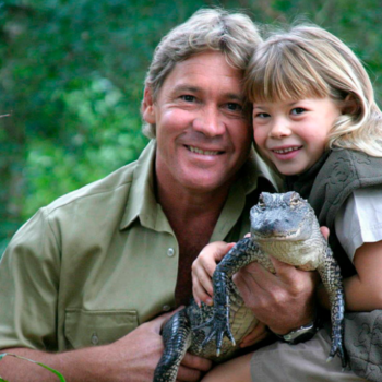 Bindi Irwin's Instagram tribute to her dad, Steve Irwin, is making us sob forever
