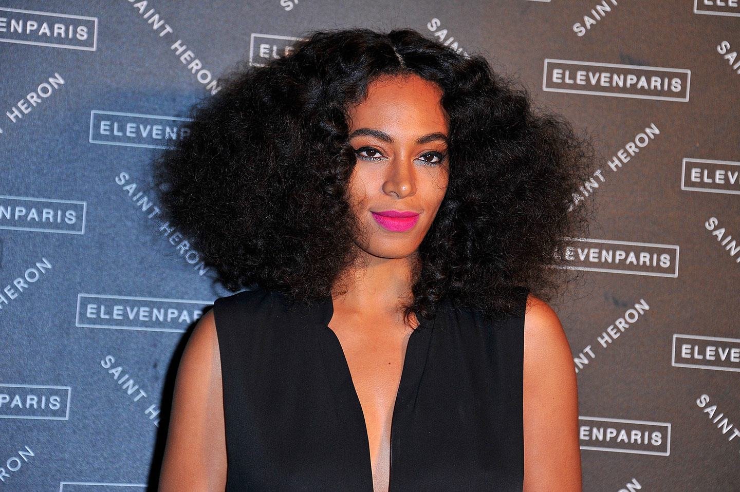Solange just FaceTimed with a little girl who loves her music, and OMG the cuteness