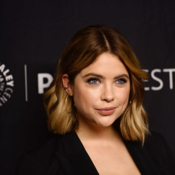 Ashley Benson just got two new tattoos, and they're tiny, delicate, and mysterious