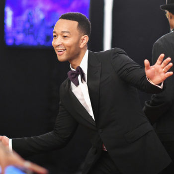 John Legend won a spelling bee when he was 10, but the outfit he wore that day was the real MVP