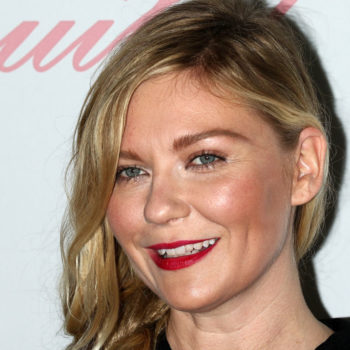 "Kirsten Dunst revealed why she's never had her teeth ""fixed"""