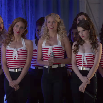 "The Bellas are back together in the first ""Pitch Perfect 3"" trailer, and they hit all the right notes"