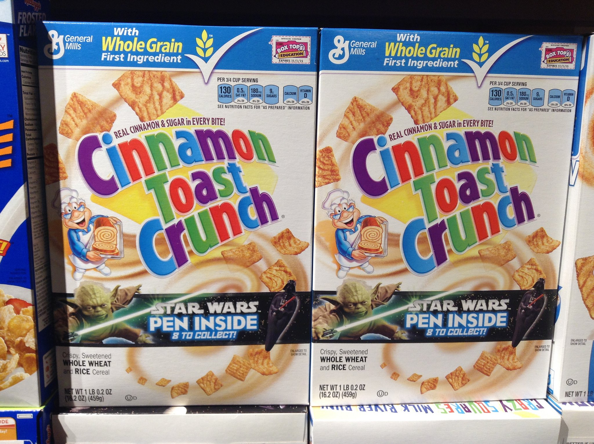 There's a Cinnamon Toast Crunch drive-thru now