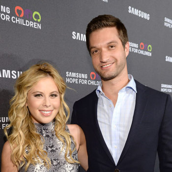 Tara Lipinski got married this weekend, and we're so happy for her!