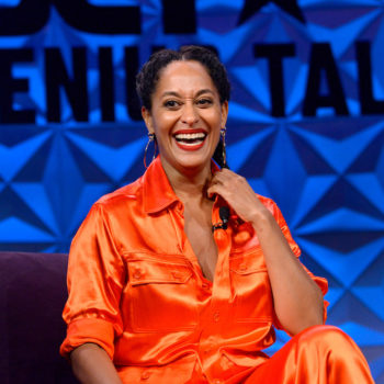 Tracee Ellis Ross is in love with DeRay McKesson's romphim, and you will be too