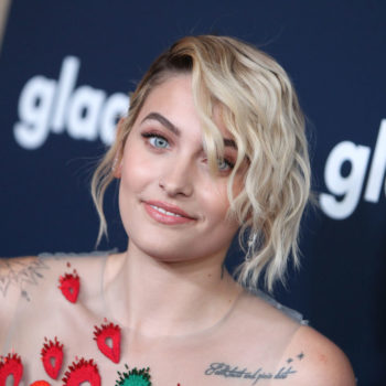 Paris Jackson got a another tattoo in honor of her dad, with a sweet message behind it