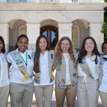 Girl Scouts will learn how to code and keep their data safe with new Cybersecurity Badges