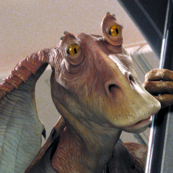 Jar Jar Binks made an *anonymous* request to be the star of the Han Solo film