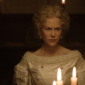 "Nicole Kidman had a wonderfully witchy suggestion for one of her ""Beguiled"" costumes"