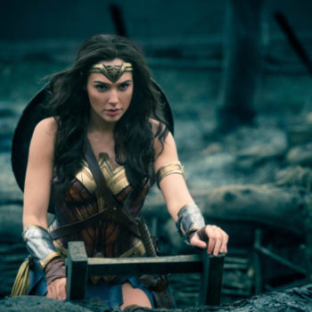 "Once again, ""Wonder Woman"" broke a major box office record"
