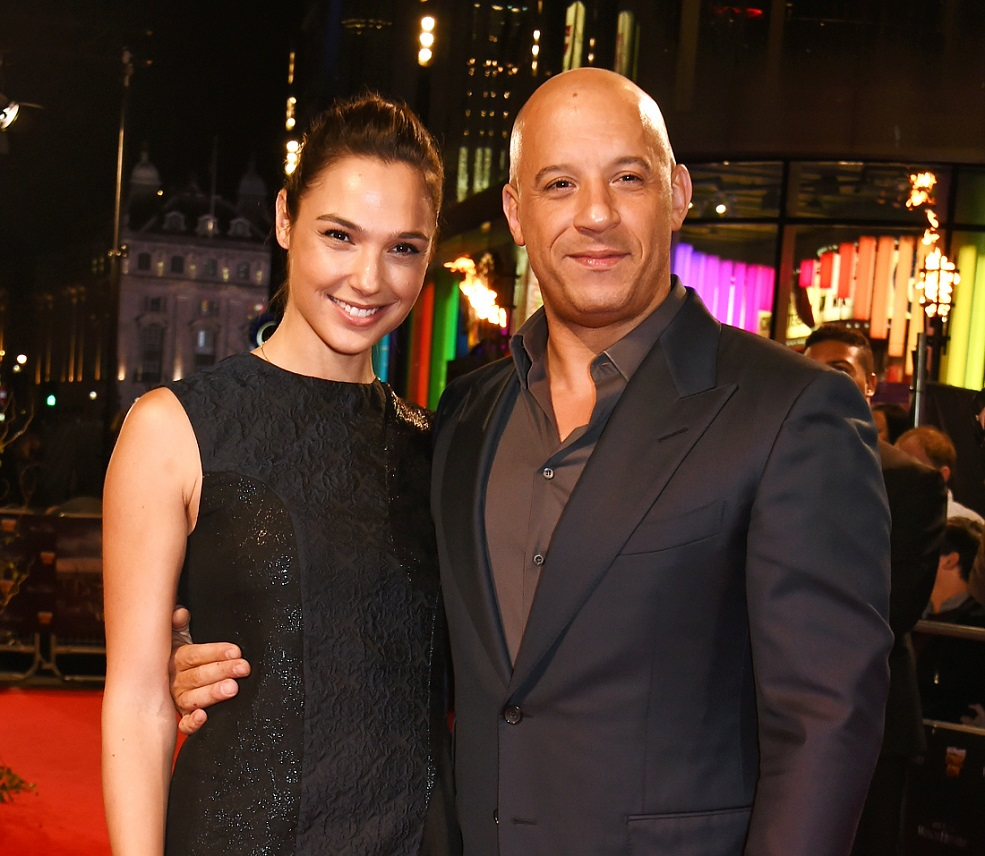 "Vin Diesel and Gal Gadot had a ""Fast and the Furious ..."
