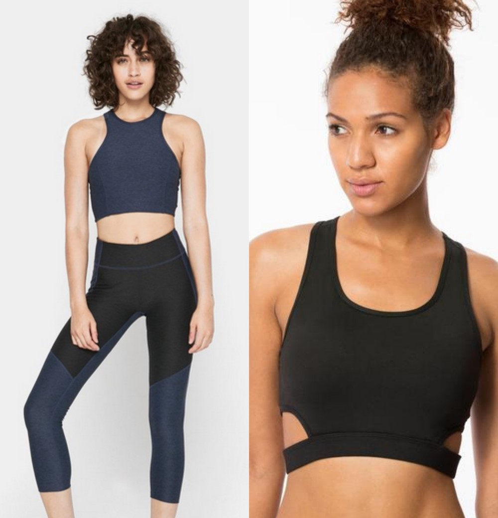 Here are 12 cute and comfy workout gear items that can take you from the gym to brunch