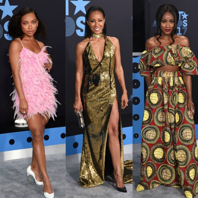 Here are 14 of our favorite red carpet looks from the BET Awards