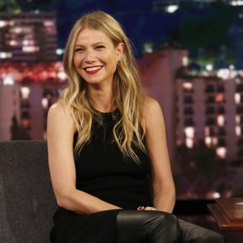 Gwyneth Paltrow's daughter Apple is a crazy talented dancer