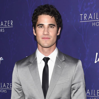 "Here's how a kiss got Darren Criss got his job on ""American Crime Story"""