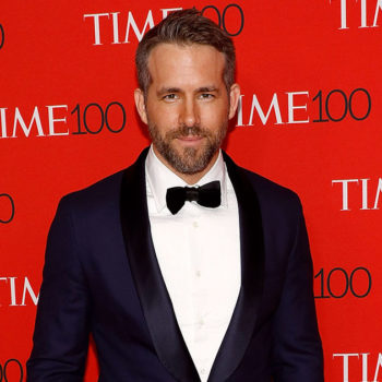 Ryan Reynolds proved he's an IRL superhero by actually saving his nephew's life