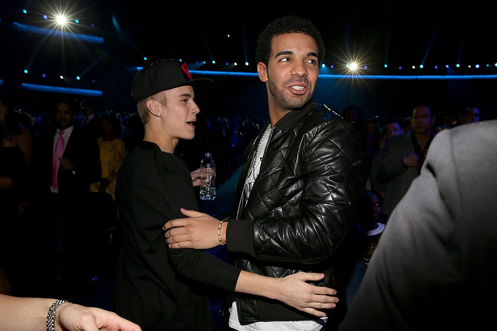 Justin Bieber's impromptu tribute to Drake is surprisingly sweet